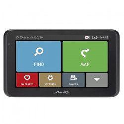 MOI MiVue drive 60 LM GPS voiture - Caméra embarquée full HD - Aide a la conduite - Mise a jour a vie -