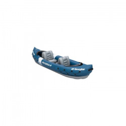 SEVYLOR Kayak Gonflable Riviera K330R avec pagaie - 2 places - Bleu et Blanc