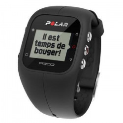POLAR Montre Connectée Fitness A300