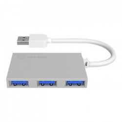 ICY BOX Concentrateur usb 4x
