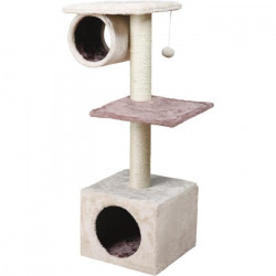 TRIXIE Arbre a chat Sina 106cm - Creme et cappuccino - Pour chat