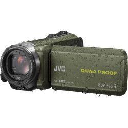 JVC EverioR GZ-R435GEU - caméscope - Konica Minolta - stockage : carte Flash