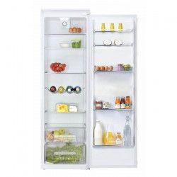 ROSIERES RBLP 3683-3 - Réfrigérateur 1 porte encastrable - 316L - Froid Brassé - A+ - L 54cm x H 177cm