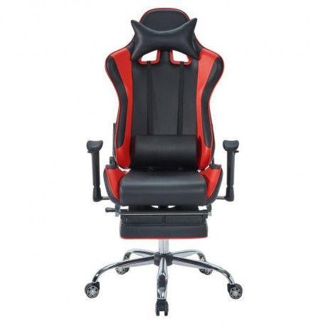chaise gamer baquet rallye