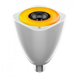 AWOX Ampoule LED musicale connectée Wi-Fi E27 7W équivalence 40W