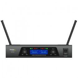 IBIZA SOUND UHF20 Systeme microphone uhf a 2 canaux