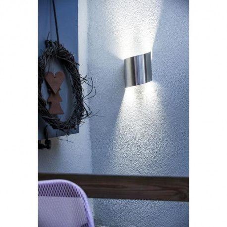 50 Moderne Éclairante Applique G11 Lumens Tres Solaire Murale Galix Et w08NmnvO