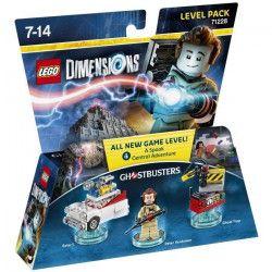 Figurine LEGO Dimensions - Peter Venkman - Ghostbusters