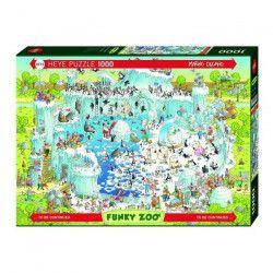 MERCIER Puzzle 1000 pieces Zoo Polar Habitat - 50 x 70 cm