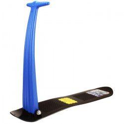 NIJDAM Snowscoot en plastique - Bleu