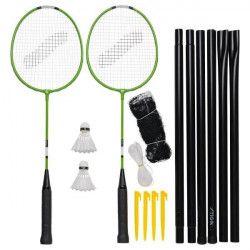 STIGA Set de badminton Garden Gs - Vert et noir