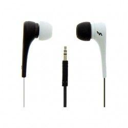 TNB Ecouteur stéréo asymetrik noir/blanc