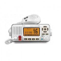 ICOM VHF Fixe Marine ASN GPS IC-M323G Blanc
