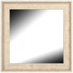 EMOTION Miroir Valloire beige 38x38 cm