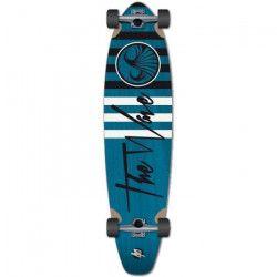 WAVE Skateboard 40` Longskate Striper Complete F0000 - Bleu
