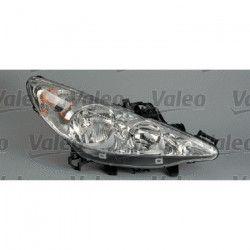 VALEO Projecteur Gauche H7H1 PEUGEOT 207 43239
