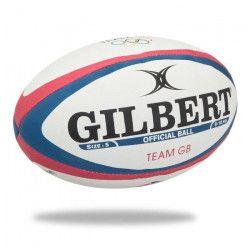 GILBERT Ballon de rugby Officiel Equipe d`Angleterre - Taille 5