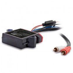 CALIBER Récepteur audio Bluetooth étanche Noir PMR204MBT