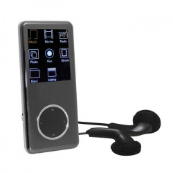 INOVALLEY MP35BTH Lecteur MP4 Bluetooth - 1,8 `