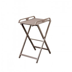 COMBELLE Table a langer JADE Pliante laque taupe