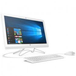 HP PC Tout-en-un Pavilion 24-e028nf - 24` FHD IPS - RAM 8Go + Stockage 2To - Intel Core i3-7100U - NVIDIA GeForce