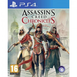 Assassin`s Creed Chronicles Trilogie Jeu PS4
