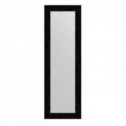 MIRRA Miroir rectangulaire 30x120 cm Wengé