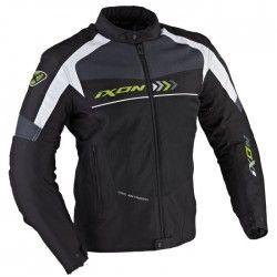 Ixon Blouson ALLOY Noir/Blanc/Vert