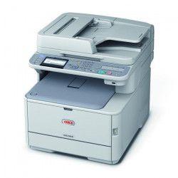 OKI Imprimante multifonction MC362dn - Laser - Couleur - LED - Recto/Verso - A4