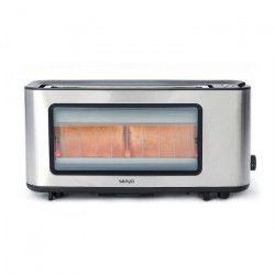 SENYA SYBF-T006S Grille-pain électrique Toast Perfect - Inox