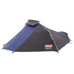 COLEMAN Tente Cobra 2 - 2 Personnes - Bleu et Gris