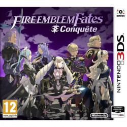 Fire Emblem Fates: Conquete Jeu 3DS