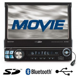 CALIBER RMD574BT Autoradio écran tactile 7` USB SD - autoradio double din
