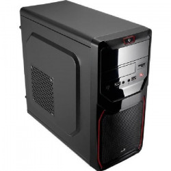 Aerocool boîtier PC QS183 Advance Rouge