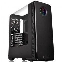 THERMALTAKE Boitier PC Sans Alimentation View 28 RGB - Moyen Tour - Fenetre - Noir