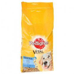 PEDIGREE - Croquettes pour chiens senior au poulet - Pour les chiens - 13kg