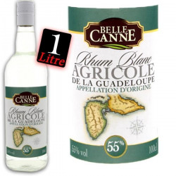 Rhum Guadeloupe 55° 100cl