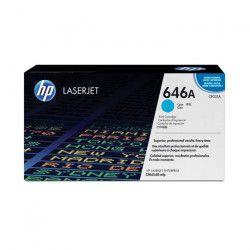 HP - 1 Cartouche de Toner CF031A Colour LaserJet Original - 11 000 pages - Cyan