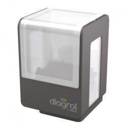 DIAGRAL BY ADYX DIAG85MAF Flash clignotant a LED sans fil pour motorisation de portail