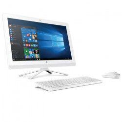 HP PC tout en un- 22b011nf- 22` FHD- 4 Go de RAM - Windows 10 - Intel Pentium J3710 - Intel HD Graphics- Disque dur