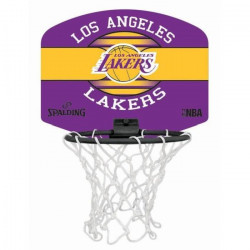 SPALDING Panier de basket-ball NBA LA Lakers