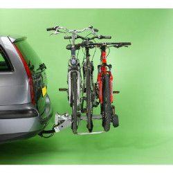 MOTTEZ Porte vélos sur attelage Premium 3 vélos