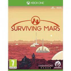 Surviving Mars Jeu Xbox One