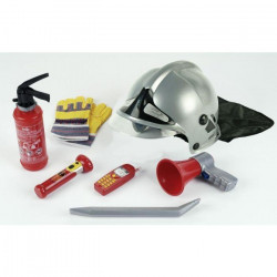 KLEIN - Set Pompier 7 pieces Casque `F1` Pompiers de Paris
