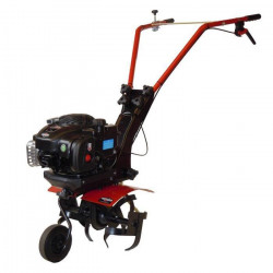 BRIGGS & STRATTON Motobineuse thermique 125cc - Série 450 E - 4 fraises - 40 cm