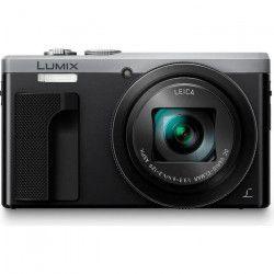 Panasonic DMC-TZ80EP Appareil Photo Numérique - 4K - 18,1 mégapixels - Capteur CCD - Silver