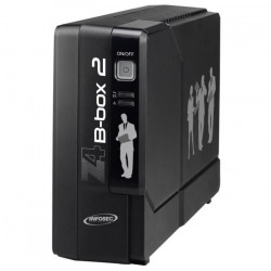Infosec onduleur Z4 B-Box 2-700VA