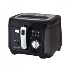 BEPER 90655 Friteuse électrique classique - Noir