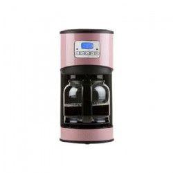 DOMO DO477K Cafetiere filtre programmable ? Rose