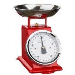 OGO 7915011 Balance de cuisine 5kg / 20g - Rouge